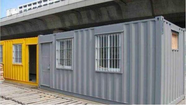 集装箱活动房的工艺是采用玻镁板制造