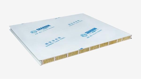 联合冠业:简析岩棉夹芯板的优点