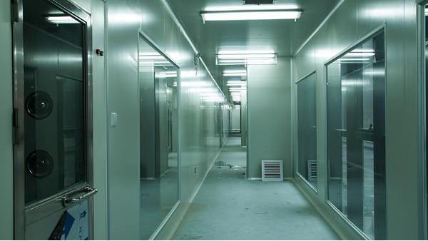 联合冠业机制玻镁夹芯板定制工程案例