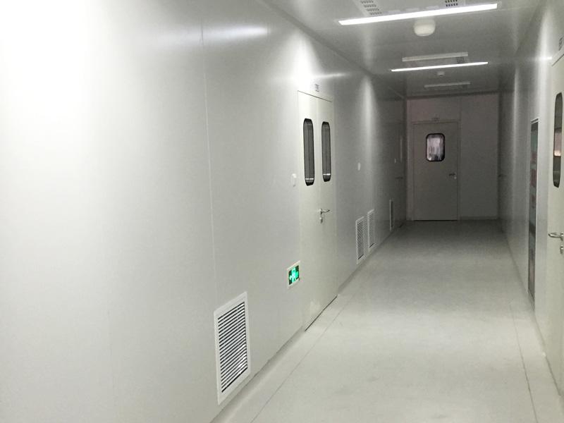 联合冠业洁净室净化板食品卫生解决方案