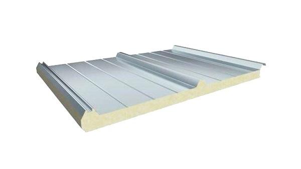 聚氨酯彩钢夹芯板承重保温防火防水于一体且不需二次装修