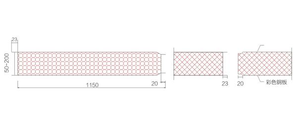 手工岩棉吸音板产品规格