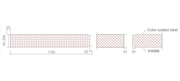 三排冲消音板产品规格