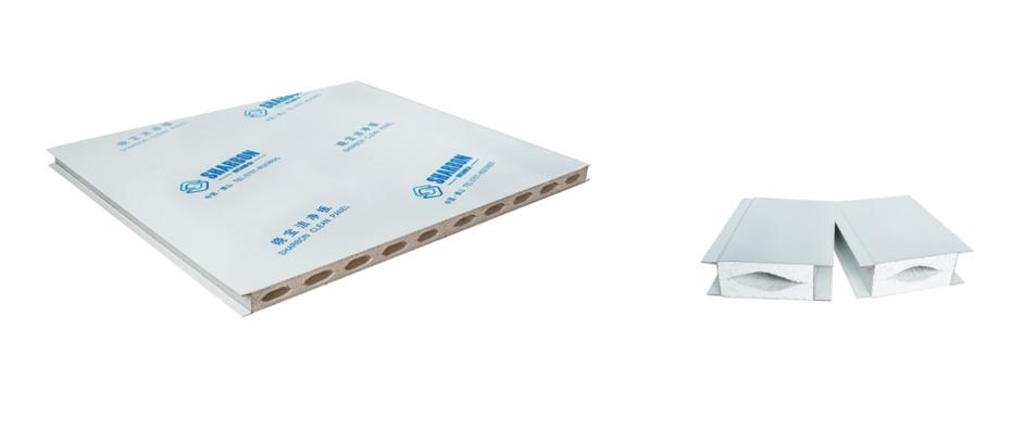 硫氧镁夹芯板产品介绍